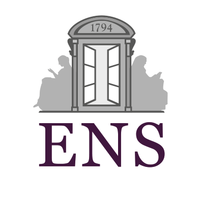 logo of the Ecole Normale Supérieure